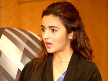 Alia Bhatt snapped in London