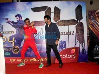 Anil Kapoor & Ranveer Singh has a blast at screening of 24 season 2