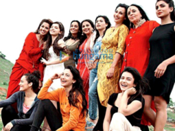 On The Sets Of The Movie Begum Jaan