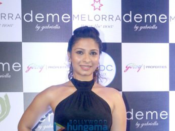 Celebs grace fashion preview by Gabriella of Deme at Olive