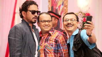 Irrfan Khan promotes 'Madaari' on the sets of 'Taarak Mehta Ka Ooltah Chashmah'