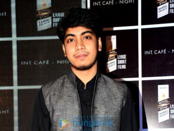 Media interaction & screening of short film Interior Cafe - Night