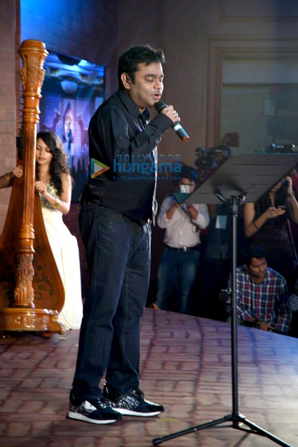 Media meet of Ashutosh Gowariker's 'Mohenjo Daro'