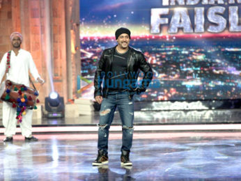 Promotions of 'Sultan' on India's Got Talent