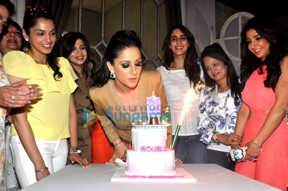 Rouble Nagi's birthday celebrations at The Korner House