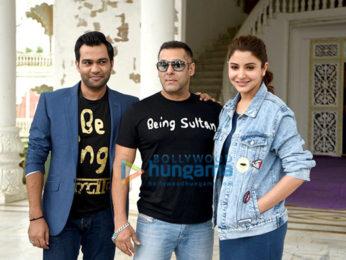 Salman Khan, Anushka Sharma & Ali Abbas Zafar talk about 'Sultan' success at media meet in Panvel