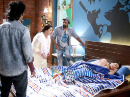 On The Sets Of The Movie A Flying Jatt