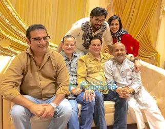 Babul Supriyo's marriage reception