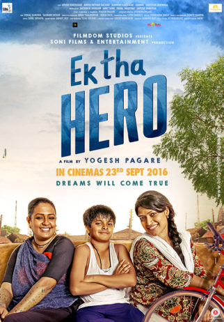 First Look Of The Movie Ek Tha Hero