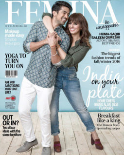 On the covers of Huma Qureshi