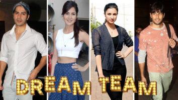 Katrina, Sidharth, Varun, Parineeti, Aditya Rehearse For Dream Team 2016