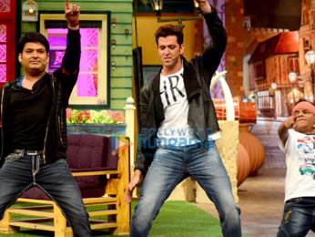 Promotion of 'Mohenjo Daro' on the sets of The Kapil Sharma Show