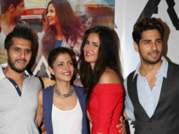 Trailer Launch Of 'Baar Baar Dekho'