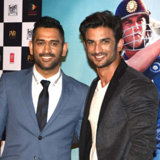 Trailer Launch Of 'M.S. Dhoni - The Untold Story'