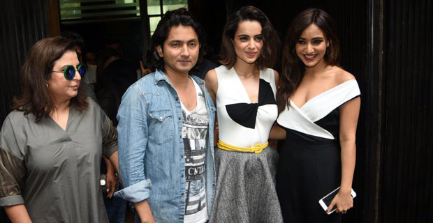 World Premiere And Launch Of 'Kriti'