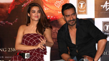 Ajay Devgn At Trailer Launch Of 'Parched'