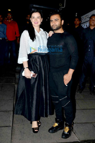 Celebs snapped at Sachiin Joshi's bash at Hakkasan