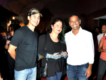 Dino Morea & Pooja Bhatt at JSW Squash Championship dinner