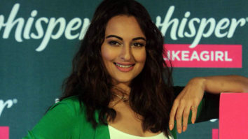 Sonakshi Sinha Announcement Of 'Like A Girl' And Proud Challenge