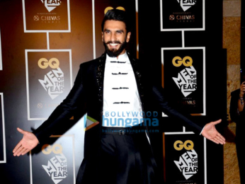 Ranveer Singh, Amitabh Bachchan, Saif Ali Khan & Kangna Ranaut grace GQ Men of The Year Awards 2016