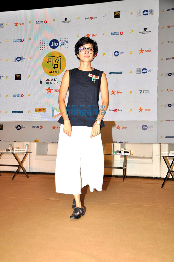 Press conference of 'Jio MAMI 18th Mumbai Film Festival'
