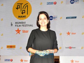 Press conference of 'Jio MAMI 18th Mumbai Film Festival'