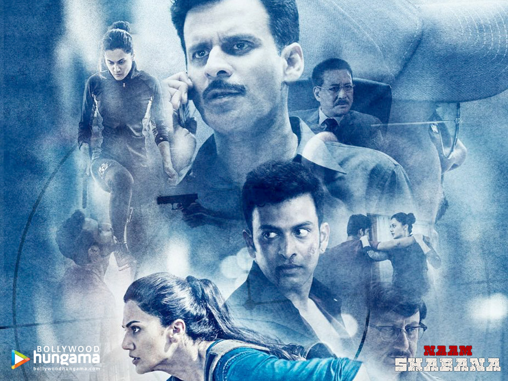 Wallpapers Of The Movie Naam Shabana