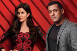 Oh So Dreamy! Salman Khan With Katrina Kaif Behind The Scenes For Splash Video Image