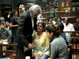 On The Sets Of The Movie Pink
