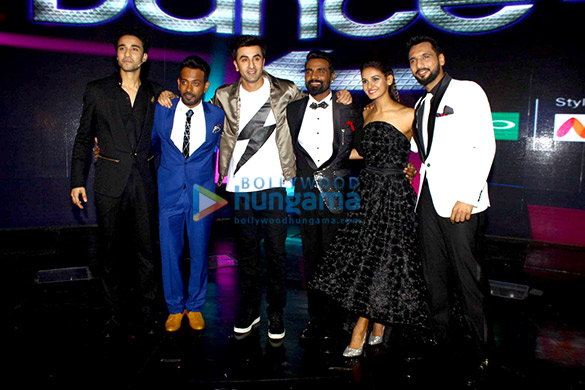 Ranbir Kapoor graces the finale of Dance+