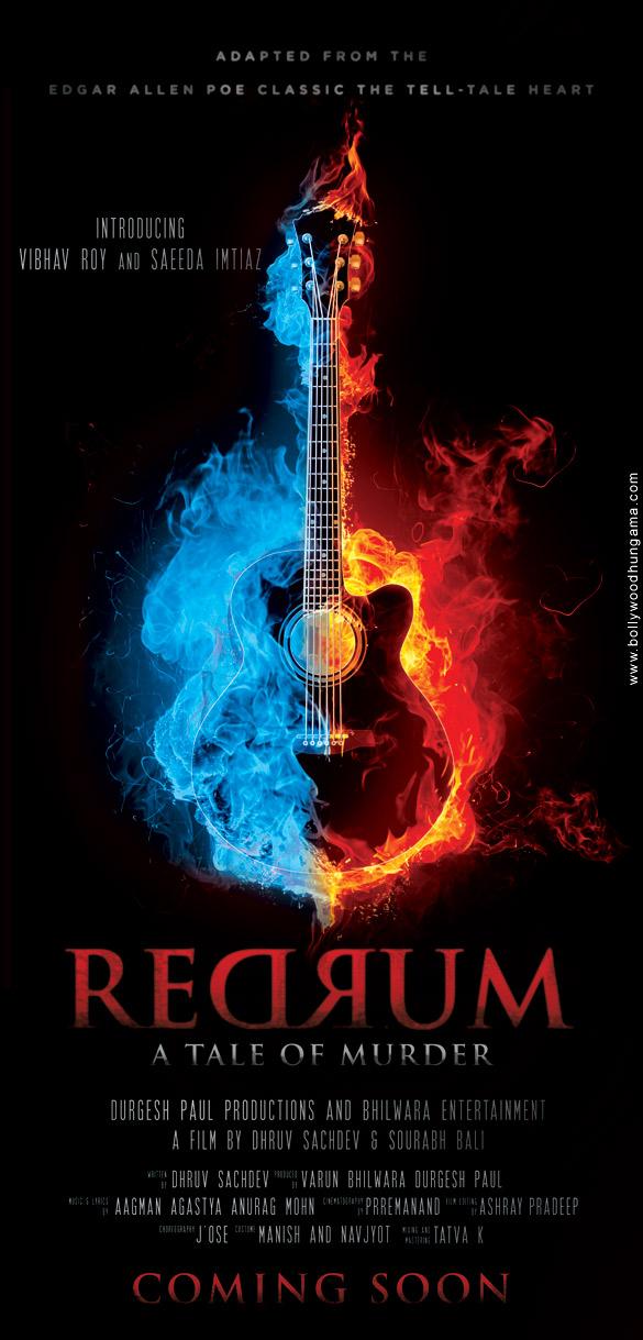 Redrum – A Tale Of Murder