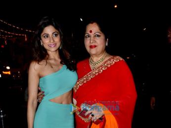 Shilpa Shetty rings in Raj Kundra's birthday at The Korner House