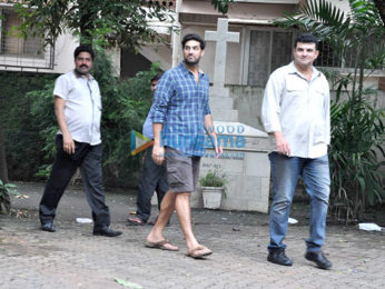 Siddharth Roy Kapur goes house hunting in Bandra