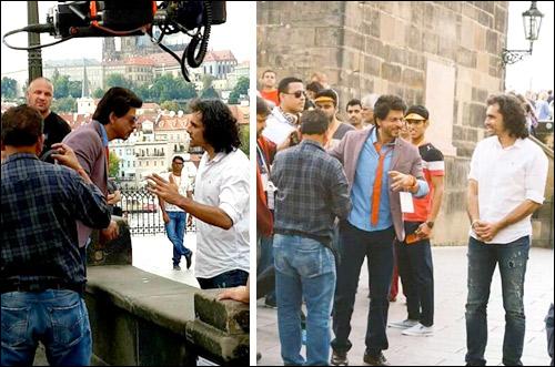 Check out: Shah Rukh Khan shoots for Imtiaz Ali's next in Prague