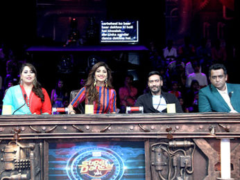 Ajay Devgn promotes 'Shivaay' on Super Dancer