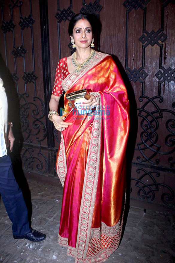 Celebs celebrate Karva Chauth at Anil Kapoor's house in Juhu-8