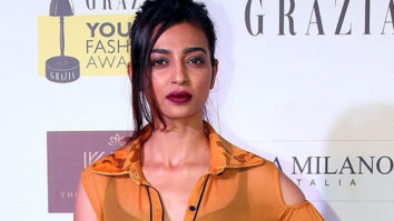 Radhika Apte Slams The Reporter On Asking About Parched's Bold Scenes