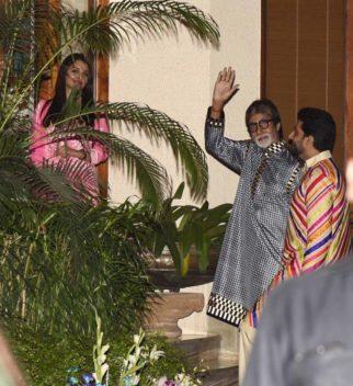 Amitabh Bachchan's Star-Studded Birthday Bash