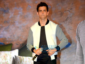Hrithik Roshan attends the DCtex meet and greet event