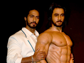 Jackie Shroff unveils Thakur Anoop Singh's wax statue