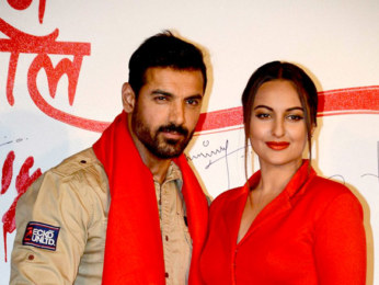 John Abraham & Sonakshi Sinha launch the song of 'Force 2'