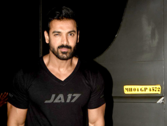 John Abraham at 'Force 2' promotions