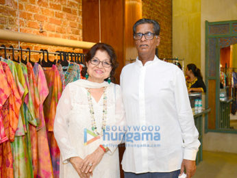 Juhi Chawla launches Gopi Vaid's first stand alone store