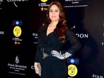 Kareena Kapoor Khan, Karan Johar and Kiran Rao grace the Mami 2016 bash