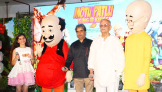 Music Launch Of 'Motu Patlu - King Of Kings'
