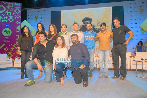 Cast of 'Jo Jeeta Wohi Sikandar' discuss the film at MAMI 18th Mumbai Film Festival
