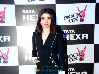 Music launch of 'Rock On!! 2' at Bandstand in Bandra