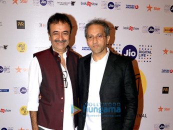 Rajkumar Hirani and Ashutosh Gowariker grace the premiere of Ventilator at Mami 2016