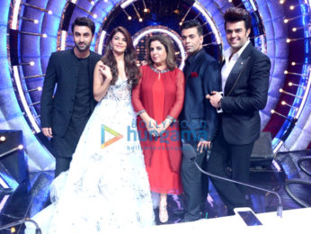 Ranbir Kapoor promotes 'Ae Dil Hai Mushkil' on the dance reality show 'Jhalak Dikhhla Jaa'