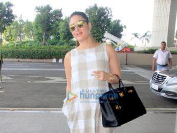 Ranbir Kapoor, Kareena Kapoor Khan and Sridevi snapped at the airport